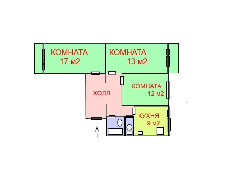 Белгородская область, Белгород, ул. 60 Лет Октября, 8